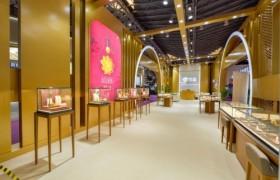 经典珠宝品牌老庙携新品亮相上海国际珠宝展