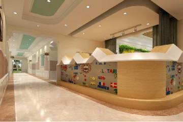 欧式风格幼儿园规划