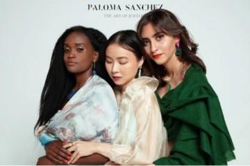 Paloma Sanchez高级艺术珠宝发布HOPE系列
