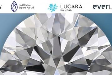 易葳录,GIA,Hari Krishna Exports和Lucara合作为罕见30克拉钻石溯源