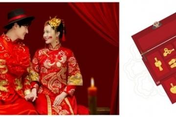 【迎囍攻略】婚嫁黄金——重新定义新中式